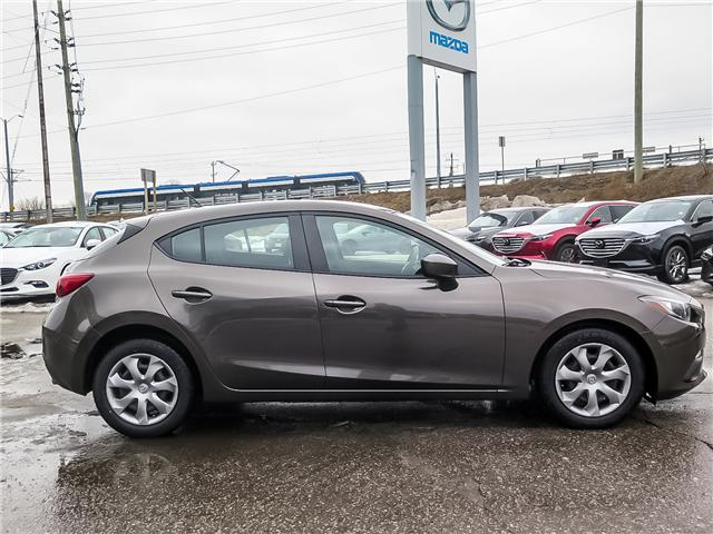 2015 Mazda Mazda3 GX (Stk: L2304) in Waterloo - Image 4 of 19