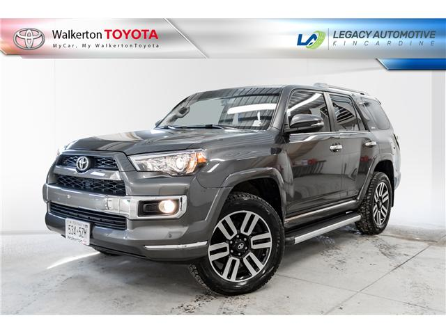 2019 Toyota 4Runner SR5 (Stk: 19067) in Walkerton - Image 1 of 28