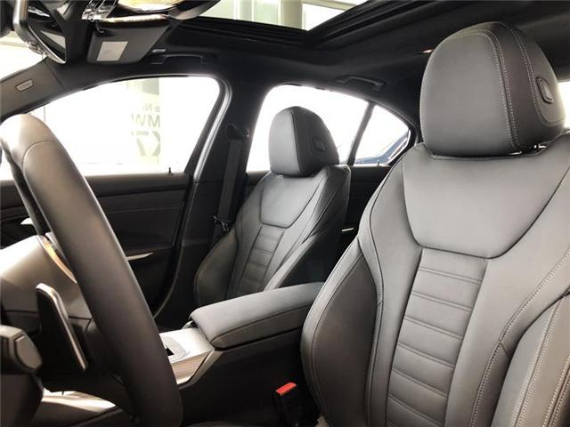 2019 BMW 330i xDrive (Stk: B19124) in Barrie - Image 13 of 19