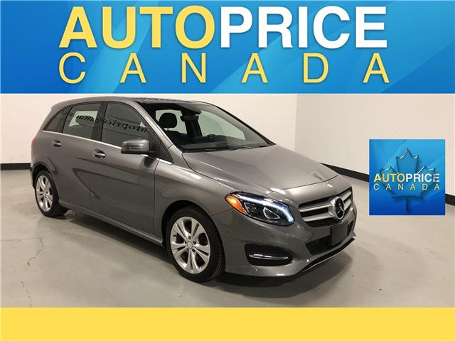 2015 Mercedes-Benz B-Class Sports Tourer (Stk: W0153) in Mississauga - Image 1 of 28