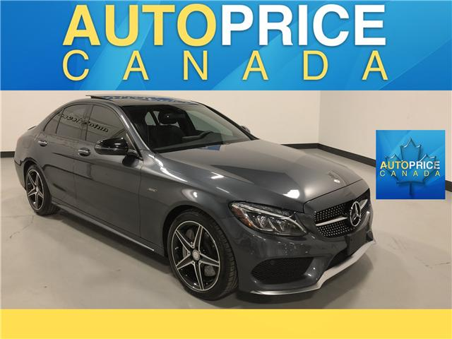 2016 Mercedes-Benz C-Class Base (Stk: B0137) in Mississauga - Image 1 of 27