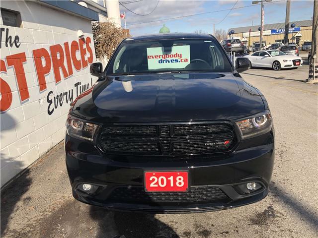2018 Dodge Durango GT (Stk: 19-129) in Oshawa - Image 2 of 17