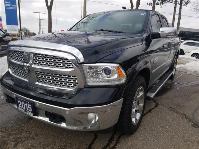 2015 RAM 1500 Laramie (Stk: 38604AA) in Mississauga - Image 1 of 10