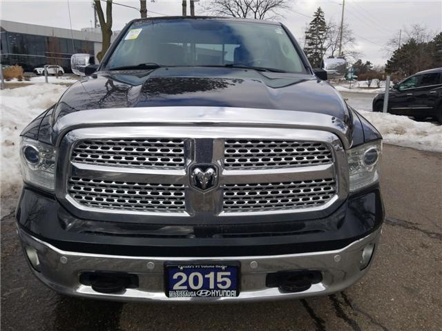 2015 RAM 1500 Laramie (Stk: 38604AA) in Mississauga - Image 2 of 10