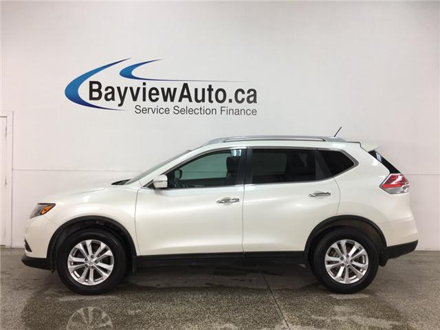 2015 Nissan Rogue SV (Stk: 34247WA) in Belleville - Image 1 of 27