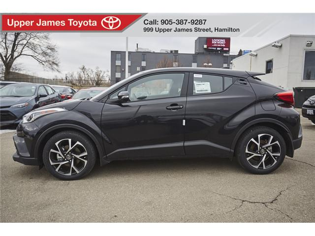 2019 Toyota C-HR XLE (Stk: 190347) in Hamilton - Image 2 of 16