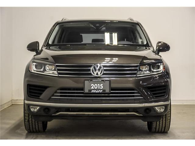 2015 Volkswagen Touareg 3.6L Comfortline (Stk: C6542A) in Woodbridge - Image 2 of 22