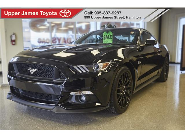 2017 Ford Mustang  (Stk: 78211) in Hamilton - Image 1 of 19