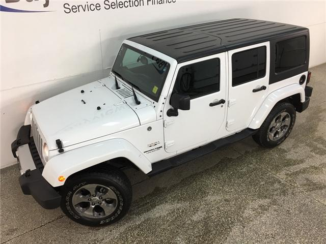 2018 Jeep Wrangler JK Unlimited Sahara (Stk: 34519W) in Belleville - Image 2 of 22