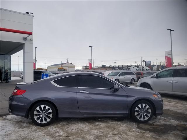 2014 Honda Accord EX-L-NAVI (Stk: U194090) in Calgary - Image 2 of 27