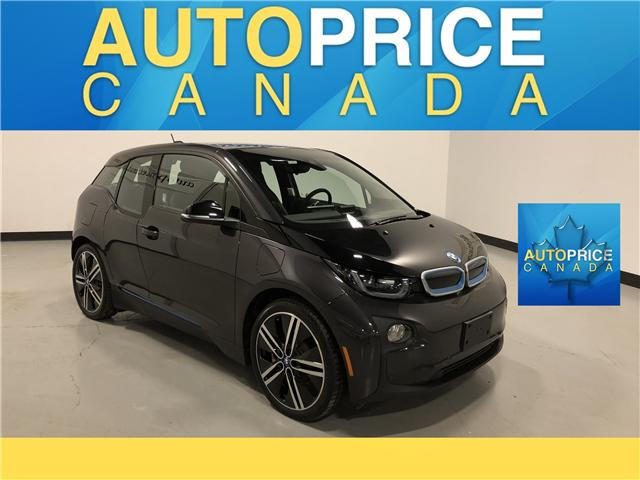 2015 BMW i3 Base w/Range Extender (Stk: H0157) in Mississauga - Image 1 of 27