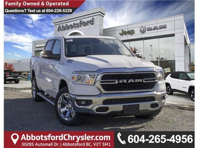 2019 RAM 1500 Big Horn (Stk: K637907) in Abbotsford - Image 1 of 26