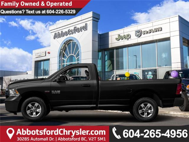 2019 RAM 1500 Classic ST (Stk: K595574) in Abbotsford - Image 1 of 1