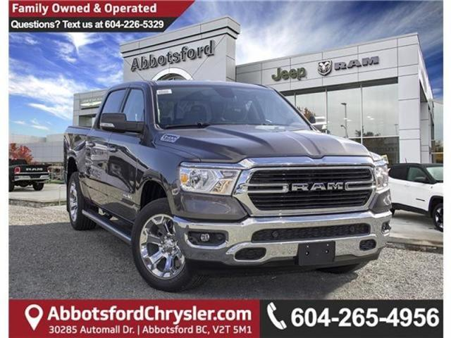 2019 RAM 1500 Big Horn (Stk: K637906) in Abbotsford - Image 1 of 23