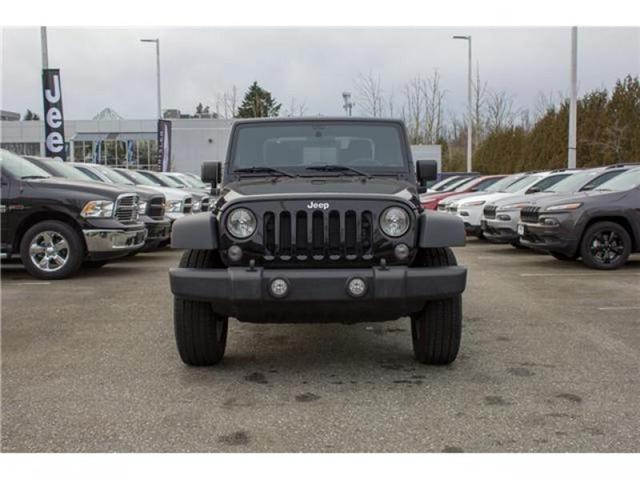 2017 Jeep Wrangler Sport (Stk: H650208) in Abbotsford - Image 2 of 23