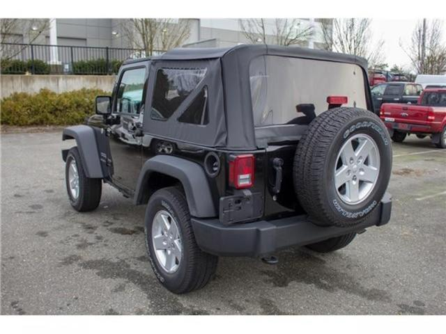 2017 Jeep Wrangler Sport (Stk: H650208) in Abbotsford - Image 5 of 23