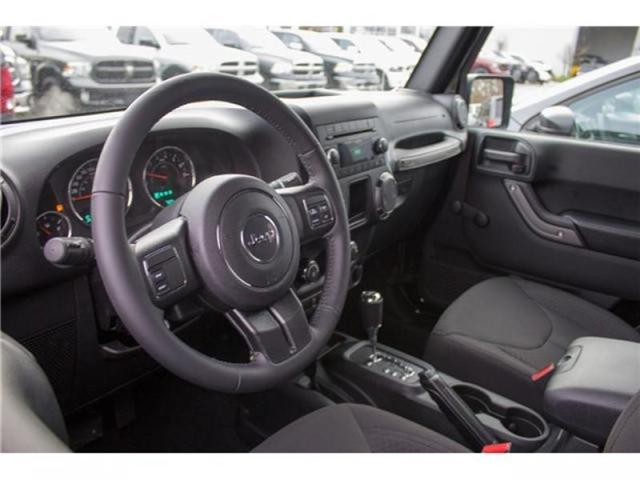 2017 Jeep Wrangler Sport (Stk: H650208) in Abbotsford - Image 14 of 23