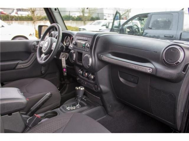 2017 Jeep Wrangler Sport (Stk: H650208) in Abbotsford - Image 15 of 23