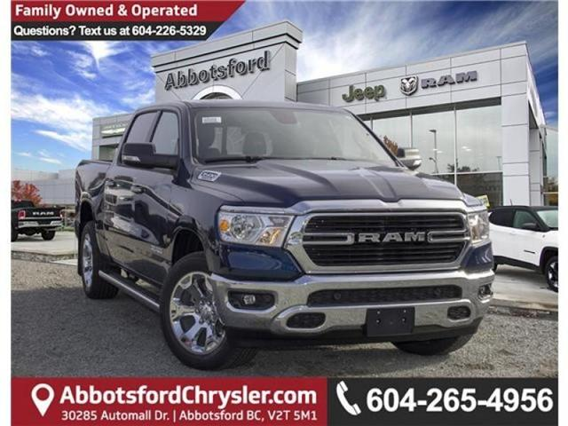 2019 RAM 1500 Big Horn (Stk: K637909) in Abbotsford - Image 1 of 28