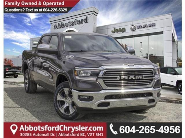 2019 RAM 1500 Laramie (Stk: K527774) in Abbotsford - Image 1 of 28