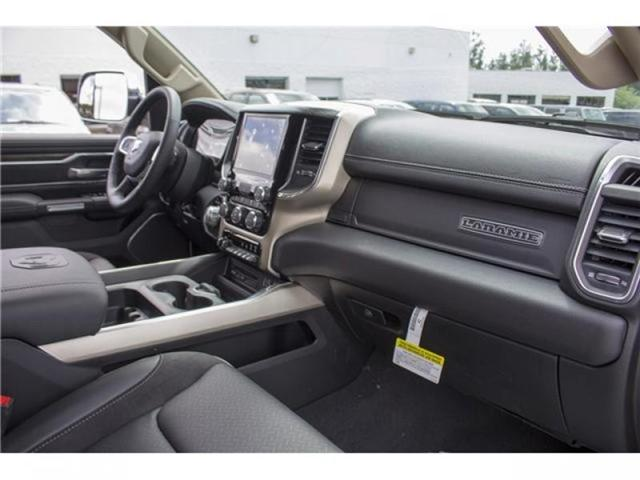 2019 RAM 1500 Laramie (Stk: K527774) in Abbotsford - Image 17 of 28