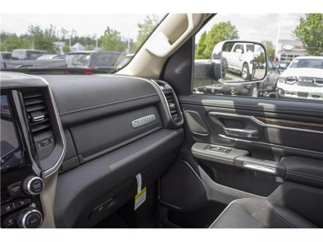 2019 RAM 1500 Laramie (Stk: K527774) in Abbotsford - Image 27 of 28