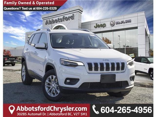 2019 Jeep Cherokee North (Stk: K277897) in Abbotsford - Image 1 of 26