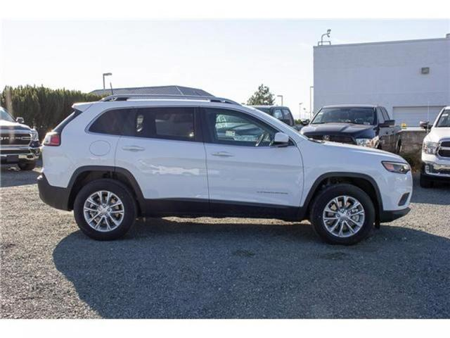2019 Jeep Cherokee North (Stk: K277897) in Abbotsford - Image 8 of 26