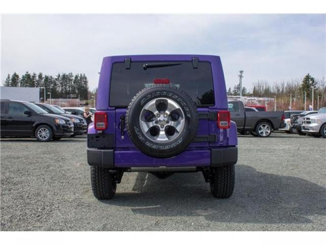 2018 Jeep Wrangler JK Unlimited Sahara (Stk: J863969) in Abbotsford - Image 6 of 25