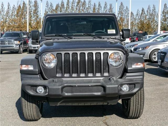 2019 Jeep Wrangler Sport (Stk: K556084) in Abbotsford - Image 2 of 25