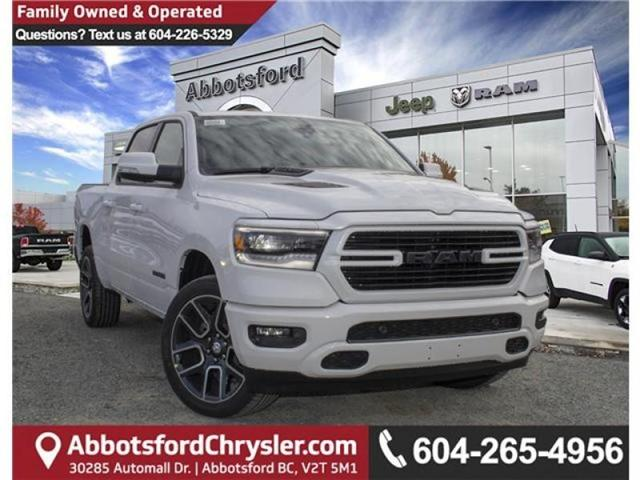 2019 RAM 1500 Sport (Stk: K645700) in Abbotsford - Image 1 of 22