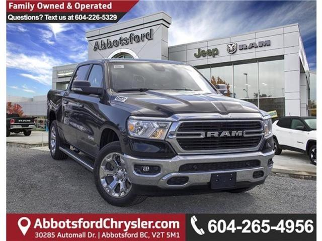 2019 RAM 1500 Big Horn (Stk: K637908) in Abbotsford - Image 1 of 24