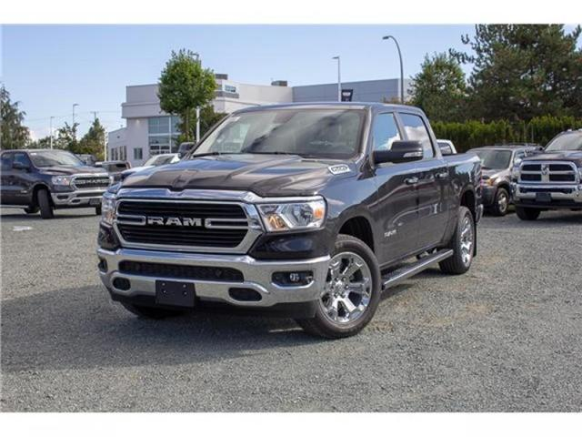 2019 RAM 1500 Big Horn (Stk: K637908) in Abbotsford - Image 3 of 24