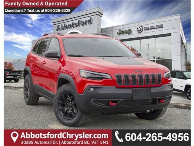 2019 Jeep Cherokee Trailhawk (Stk: K210864) in Abbotsford - Image 1 of 26