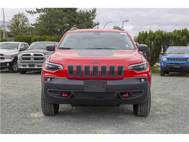 2019 Jeep Cherokee Trailhawk (Stk: K210864) in Abbotsford - Image 2 of 26