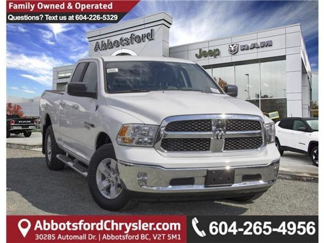 2018 RAM 1500 SLT (Stk: J349627) in Abbotsford - Image 1 of 19