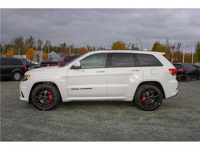 2019 Jeep Grand Cherokee SRT (Stk: K575145) in Abbotsford - Image 4 of 29