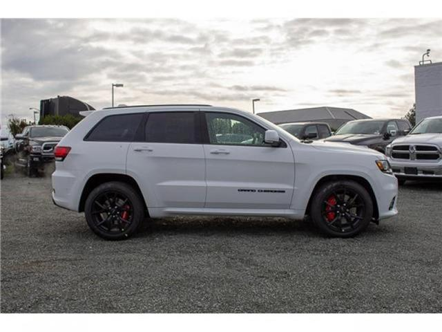 2019 Jeep Grand Cherokee SRT (Stk: K575145) in Abbotsford - Image 8 of 29
