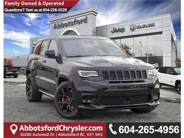 2019 Jeep Grand Cherokee SRT (Stk: K575146) in Abbotsford - Image 1 of 27