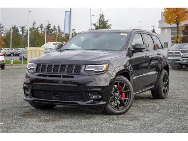 2019 Jeep Grand Cherokee SRT (Stk: K575146) in Abbotsford - Image 3 of 27