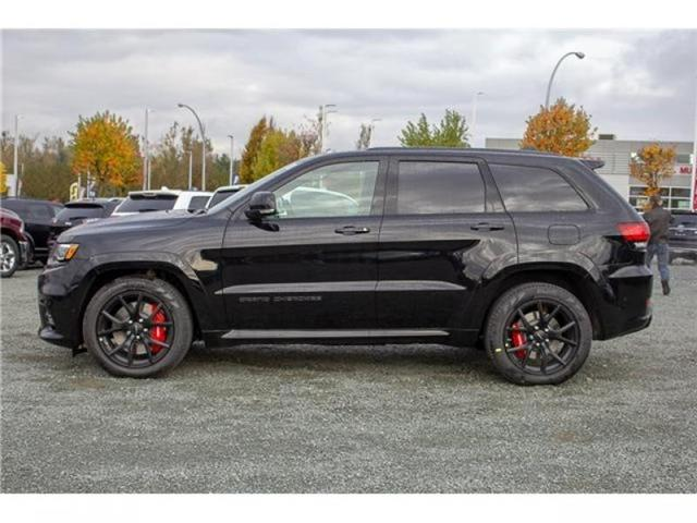 2019 Jeep Grand Cherokee SRT (Stk: K575146) in Abbotsford - Image 4 of 27