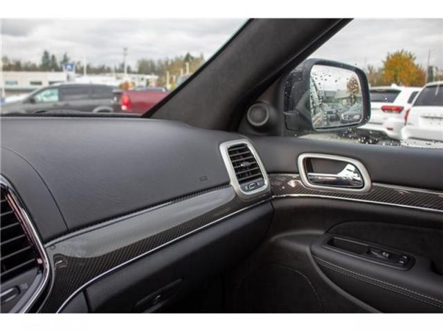 2019 Jeep Grand Cherokee SRT (Stk: K575146) in Abbotsford - Image 25 of 27