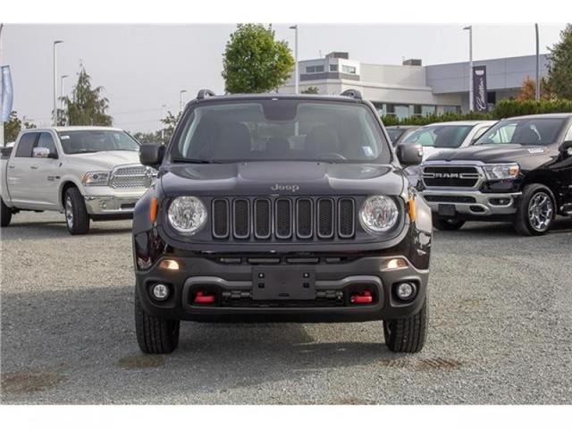 2018 Jeep Renegade Trailhawk (Stk: JH95619) in Abbotsford - Image 2 of 30