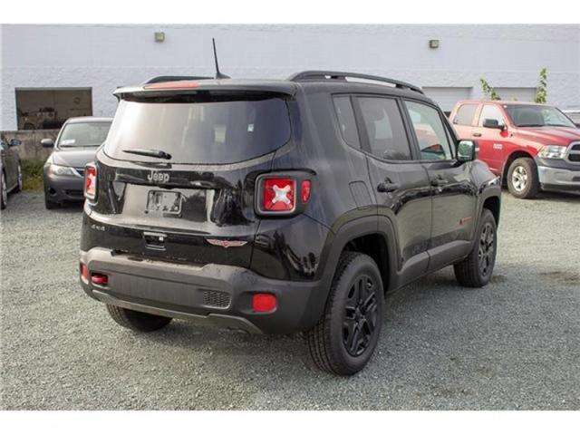 2018 Jeep Renegade Trailhawk (Stk: JH95619) in Abbotsford - Image 7 of 30