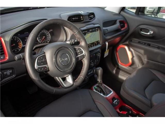 2018 Jeep Renegade Trailhawk (Stk: JH95619) in Abbotsford - Image 14 of 30