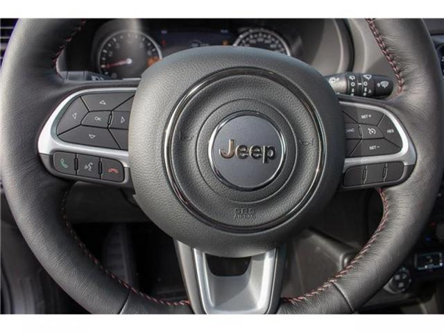 2018 Jeep Renegade Trailhawk (Stk: JH95619) in Abbotsford - Image 24 of 30