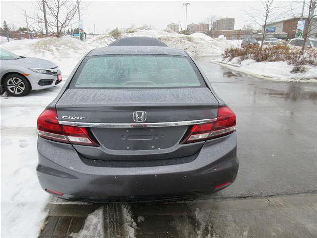 2015 Honda Civic LX (Stk: 26160L) in Ottawa - Image 2 of 7