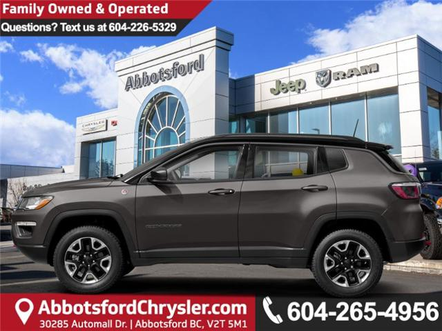 2019 Jeep Compass Trailhawk (Stk: K674321) in Abbotsford - Image 1 of 1