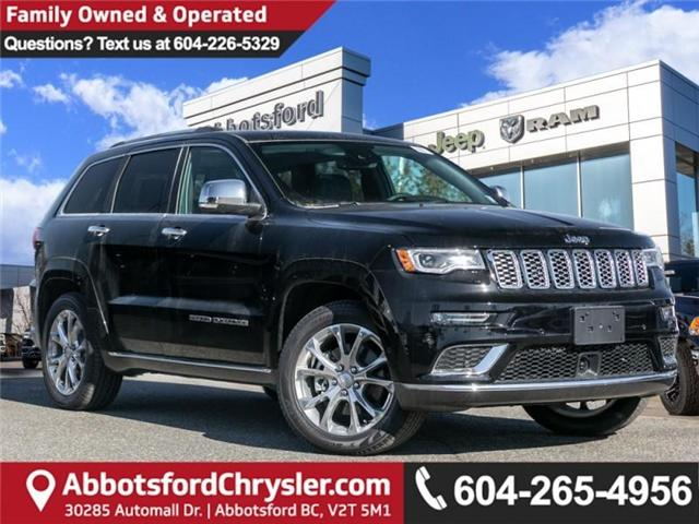 2019 Jeep Grand Cherokee Summit (Stk: K629666) in Abbotsford - Image 1 of 25