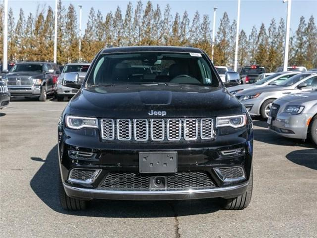 2019 Jeep Grand Cherokee Summit (Stk: K629666) in Abbotsford - Image 2 of 25